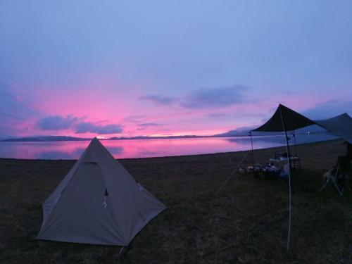 グルキャン 天神浜オートキャンプ場(猪苗代湖)