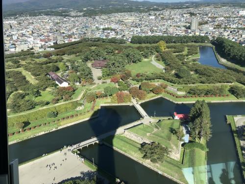 ピーカン天気 函館2泊3日 ③ 2020年10月