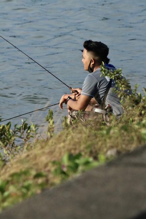 Upper Seletar Reservoirでお散歩