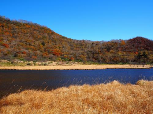 赤城山~大沼~覚満淵 紅葉真っ盛り!ミニハイク