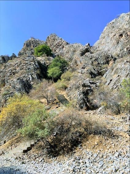 ウズベキスタン タシケントからザーミンへ ~ペシゴル洞窟編~