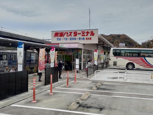 路線バスで山梨→伊豆の乗継を試みる(その3)