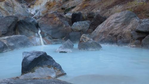 秋の山形、福島、宮城 秘湯と絶景ラインを巡る旅 1.姥湯温泉