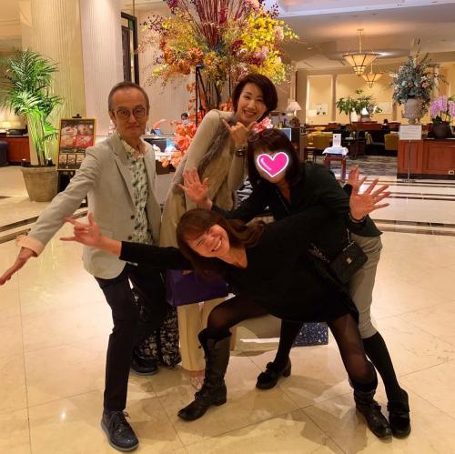 2020年11月kikiさんの名古屋マリオットアソシアでHawaii繋がりオフ会の旅