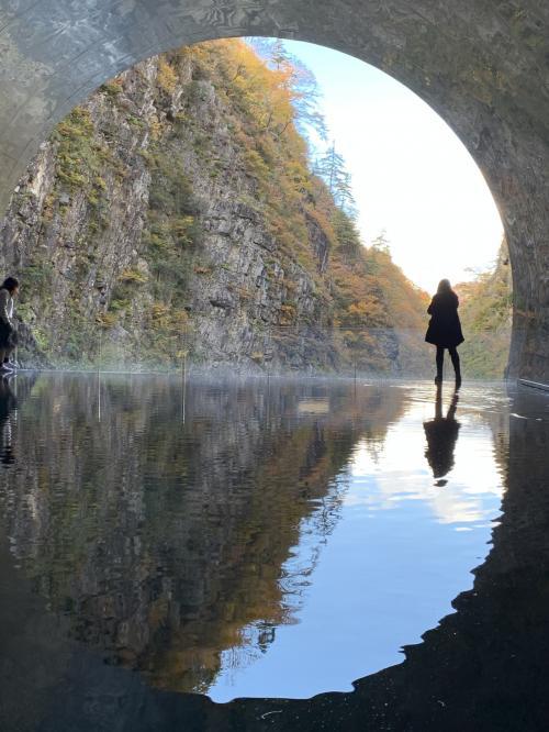 初めての新潟グルメ旅 ①フォトジェニックな清津峡渓谷トンネルと八海山ロープウェイ