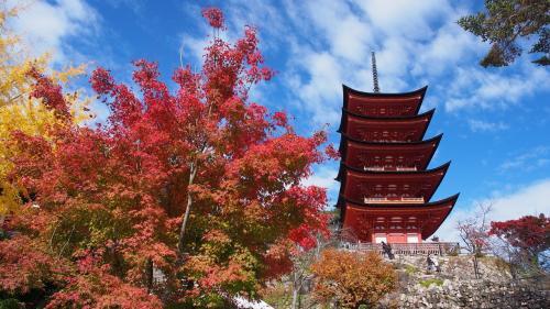 秋の呉と宮島へ