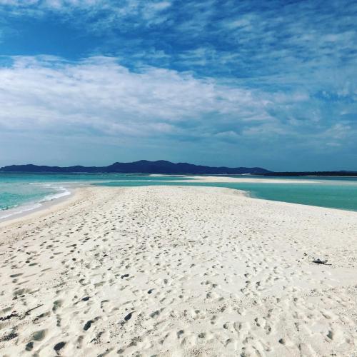 2020年11月 沖縄の離島 久米島の旅