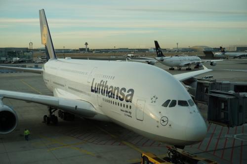 スターアライアンスで世界一周の旅:飛行機編 part 1