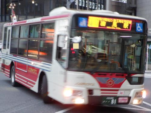 E DEC 2020  初冬・・・・・①本数稀少バス路線Ⅰ