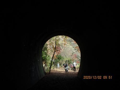愛岐トンネル4号から最後の6号まで