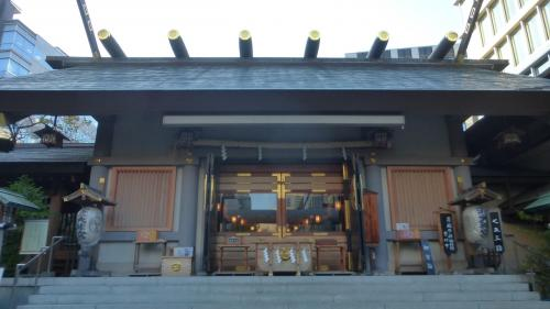 GoToトラベル 東京1泊2日旅【パワースポットらしい「芝大神宮」参拝編】