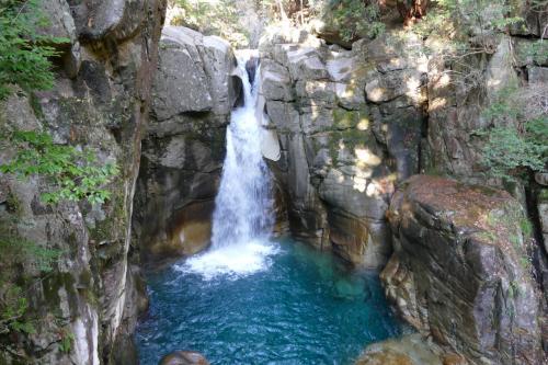 CRESSONで行く~滝巡りの旅~①川上夕森公園・竜神の滝!~銅穴の滝&付知峡倉屋温泉おんぽいの湯