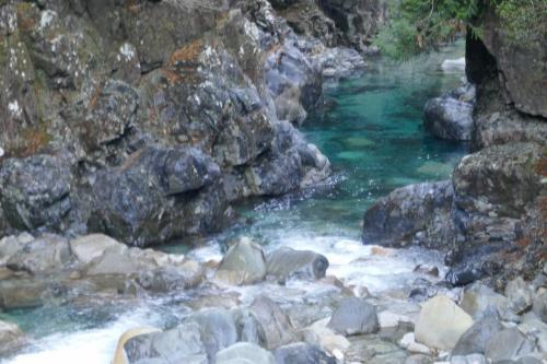 CRESSONで行く~滝巡りの旅~②馬籠~妻籠ハイキング・男滝女滝&阿寺渓谷ハイキング・六段の滝