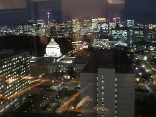 日本の政治の中心に近い・・ザ・キャピトルホテル東急は、Fulfillingなクラブラウンジ