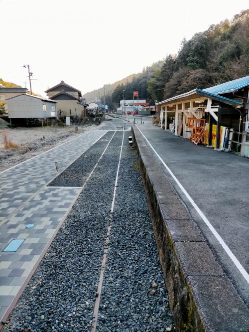 【年末バス納め】廃線と共に暮す町を探訪