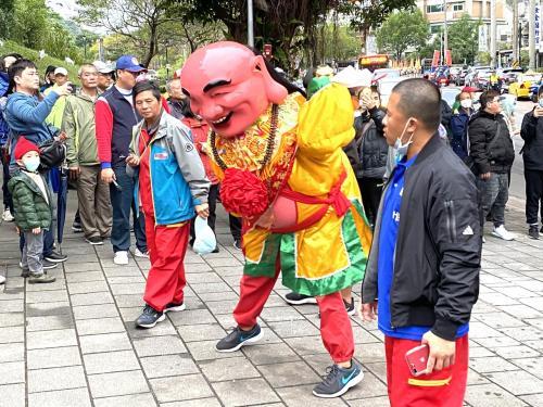 台北市士林への再認識(道教寺院、祭、夜市)