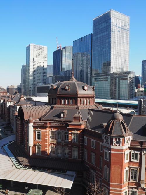 クラシックホテルに泊まろう7*・゜・*東京ステーションホテル*・゜・*