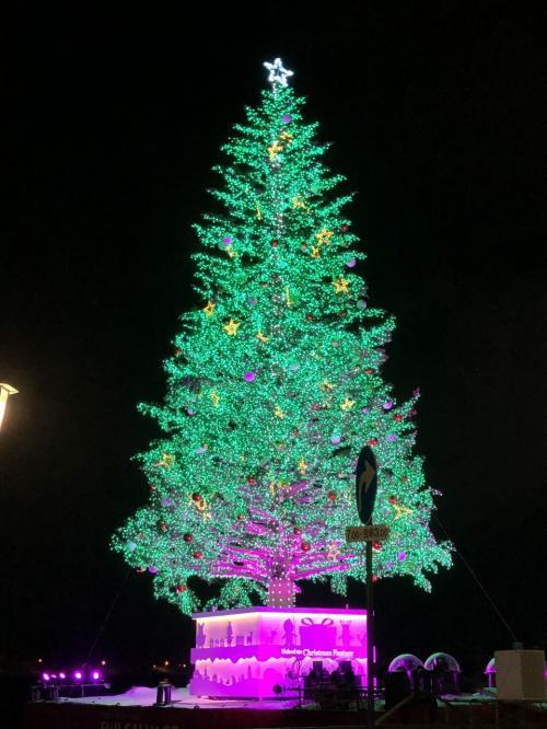 1泊2日函館一人旅、クリスマスファンタジー