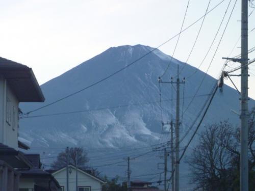 富士山見たさに、御殿場線。