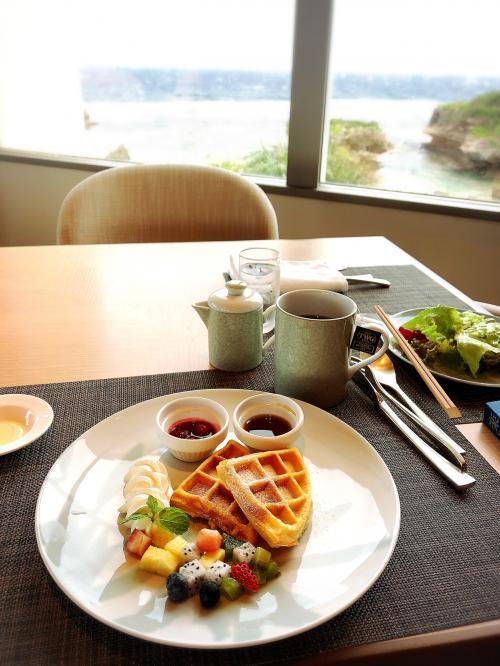 Gotoで!4泊5日 沖縄旅行 3 ANAインターコンチネンタル万座ビーチリゾート・クラブルームでのんびり 前編