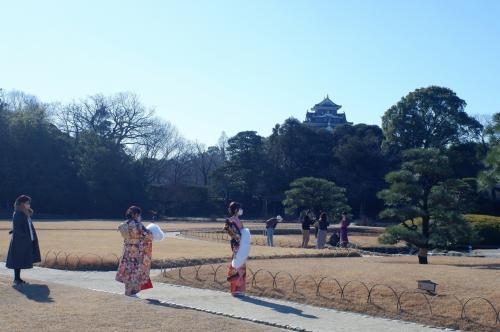 錦帯橋・岩国城と後楽園・岡山城