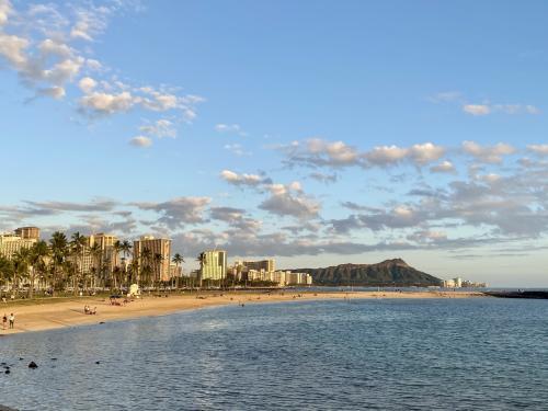 渡航制限から1年経過のハワイ