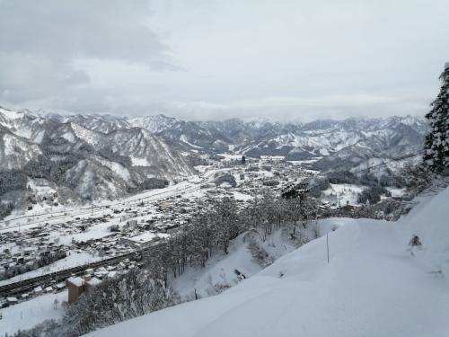 久しぶりの越後湯沢スノーボード