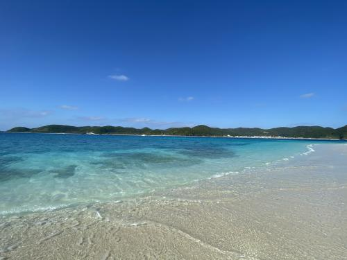 ぼっち旅無人島行きたい人
