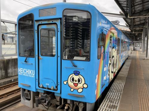 【2021年春の乗り鉄】第1弾:平成筑豊鉄道・甘木鉄道・松浦鉄道(一部)