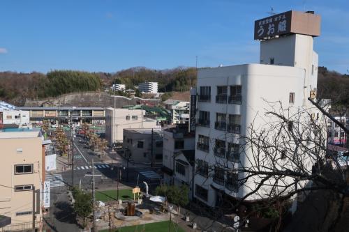 いわき湯本温泉「うお昭」に宿泊して、冬の味覚・あんこう鍋を食す