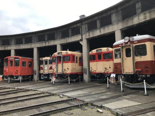 2021春の青春18きっぷで姫新線と津山まなびの鉄道館へ行く旅