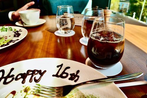 2021年春:16回目の入籍記念日Lunch『Anchor Tokyo』夫婦で♪&三菱一号館美術館テート美術館所蔵『コンスタブル展』1人で♪