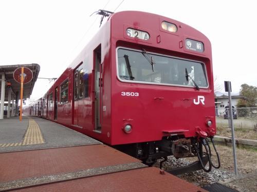 西日本ASBR乗りまくり&蟹,河豚食旅・その3.高速バスと国鉄車両乗車&姫路市内宿泊。
