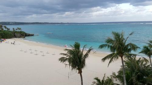 2021年3月22日・沖縄家族旅行2日目・ムーンビーチ~真栄田岬シュノーケリング