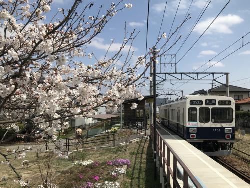 全線運転再開した上田電鉄に乗る旅