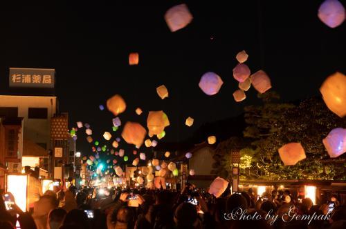 今年から始まった「那珂川 光のイベント」に出かけてみた
