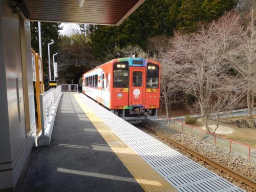 2021.3奇跡の一本松から久慈へ、BRT大船渡線と三陸鉄道全線乗車の旅その3