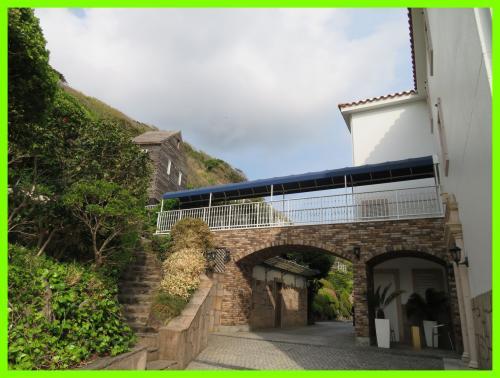 葉山ホテルおこもりステイ(2)葉山ホテル音羽ノ森【前】お部屋&海の見えるカフェ&葉山牛コースディナー