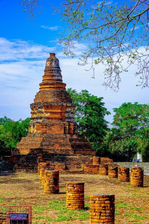 タイの遺跡を全部巡るつもりが、コロナの影響で北部だけで終わってしまった旅 その14 チェンマイ郊外の遺跡へ