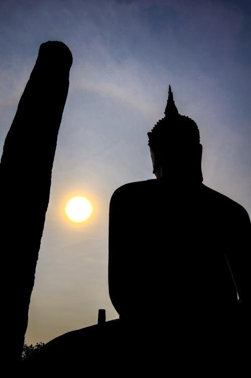 タイの遺跡を全部巡るつもりが、コロナの影響で北部だけで終わってしまった旅 その27 右も左も遺跡だらけで収拾つかず