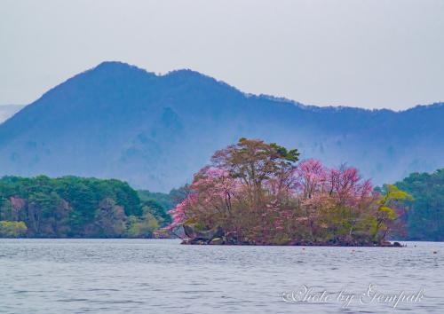 山形県温泉旅行のついでに道草 ~裏磐梯と達沢不動滝~