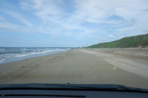 千里浜なぎさドライブウェイと能登半島ドライブ旅