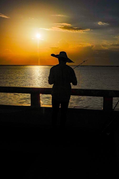 駐在最初で最後のパタヤ 最後に夕陽を見て帰宅