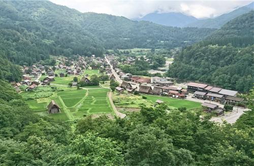 マイカーで首都圏から一般道で白川郷・富山・金沢の旅(PART1)