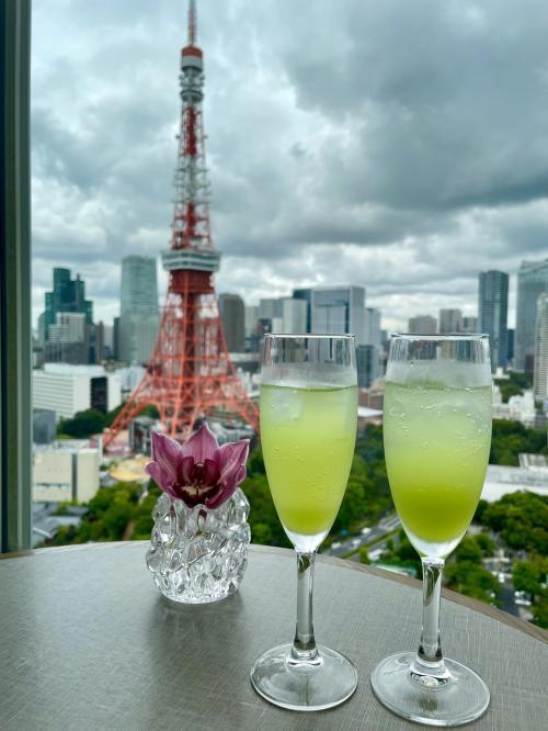 2021年8月 ホテルステイ☆ザ・プリンスパークタワー東京のプレミアムクラブフロアでステイケーション♪
