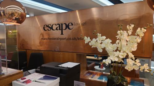 MAN (T1) Escape Lounge
