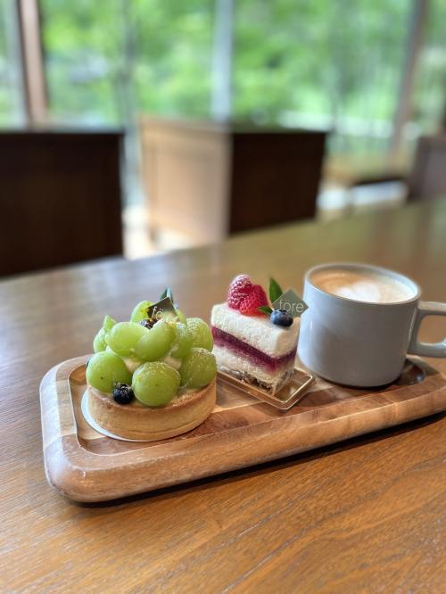 2021 遅い夏休みに県境跨がず、箱根仙石原の森の中に包まれたホテルでゆったり過ごす♪ 前編