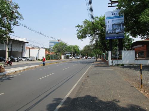 パラグアイ滞在記1(新市街散策編)