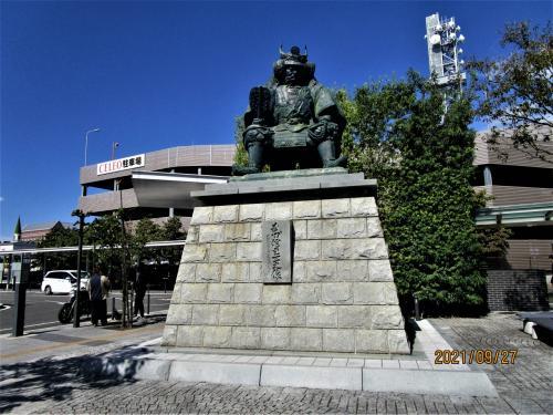 関東ローカル路線の旅 P2:甲府(武田信玄・風林火山)