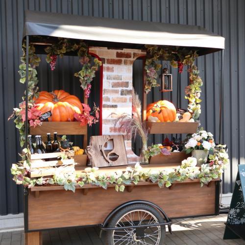 花菜ガーデン&厚木とん吉でとんかつランチ